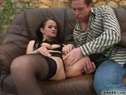 Hard Pounding Action With Milf Lara - DMilf