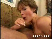 Claire robbins gets ass fucked after cock sucking