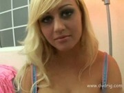 Blonde Whore Chloe Chanel Likes Cum More Than Perfume And Works Hard Sucking It