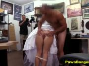 Young Bride Gets Revenge Sex On Her Ex