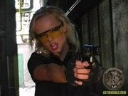 Renata Daninsky aka Peach - Actiongirls - Big City Cop