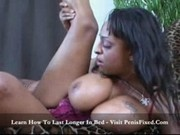 Leia - Slurping on giant black dick3
