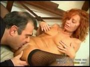 Spanish Redhead MILF 1