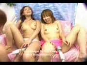 Jean and Jane - Japanese girls kiss2 - 10:20mins