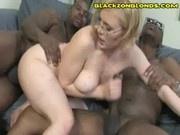 Blonde Gets Black In Both Ends