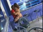 Hot Slut Gets Her Holes Rammed Hard