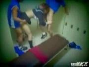 Japanese schoolgirl forced in the lockeroom