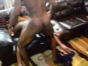 2 Chicks get punished for interupting show