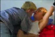 Blonde twinks anal fuck fun