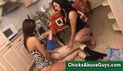 Strapon femdom mistresses