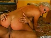 MILF Kathy Anderson get her ass filled at Butt Bunnies