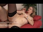 Summer - Hot blonde gets a fist in her pussy3