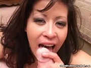 Misty Mendez - Mom Blows On A Stiff Cock