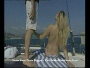 Group Sex at the yatch