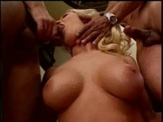 Barbara Summer at Her First Gangbang