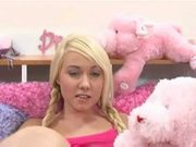 Alexia sky - teen fucks a big cock