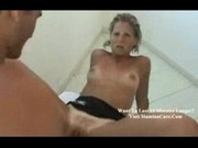 Obiana Hot sex on balcony