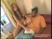 Brooke Scott spermed by black stallion