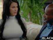 BLACKED Peta Jensen First Interracial