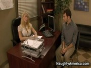 Kagney Linn Karter and Shawna Lenee, Naughty Office