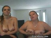 Crackhead sisters sucking