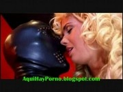 Blonde wife fuck her slave