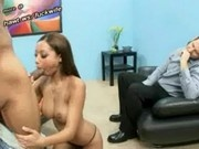 Hottest asian housewife oral