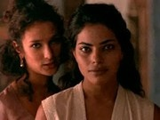Indian actress Indira Verma and Saritha Choudary in Kamasutra video