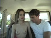 Corina Taylor Fucked In The Van