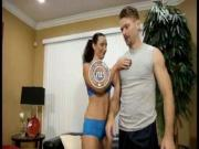 Wenona in Anal for Cheating DVD