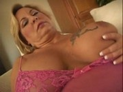 Tatooed MILF Mishka 38g Lee getting fucked