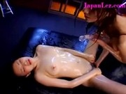 Suck This Dildo Japanese Bitch