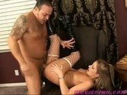 Desire Moore Takes Care Of His Problem - Dont Tell Mommy