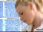 Hot Blonde - Special massage