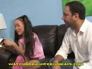 Interracial therapy for dad