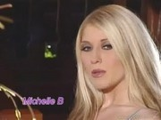 Michelle B is a Gorgeous Blonde Lady With Big Tits and Hot F