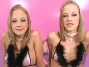 Cali Marie and Cherish - Teeny Bopper Club