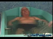 Olga  naked funny actress  unisex bathtub