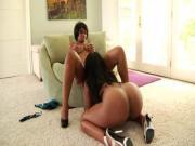 Elite Booty pt 3 Evanni Solei Megan Vaughn LT Baby Cakes