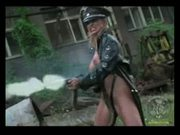 Renata daninsky aka peach actiongirls scene