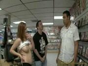Ginger Blaze - Huge Teen Tits