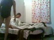 Innocent Desi School Girl with bf