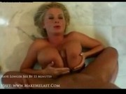 Alice Busty Blonde Wants The Job So Badly4