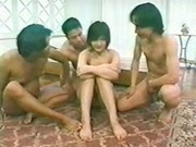 Gangbang asian sex
