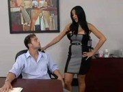 Audrey Bitoni Nympho secretary