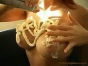 Ashley Robbins big boobs