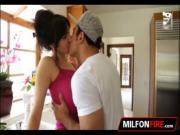 Mexican lucky guy fucks hot MILFS ASs - MILF ON FIRE