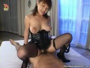 Horny Japanese Maid Gets Her Pussy Licked - Watch Free Porn Online - Porn99.NET