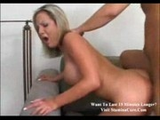 Hot Blonde Sophia Seduced
