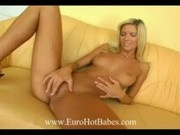 Hot Morgan Moon Masturbates at Euro Hot Babes